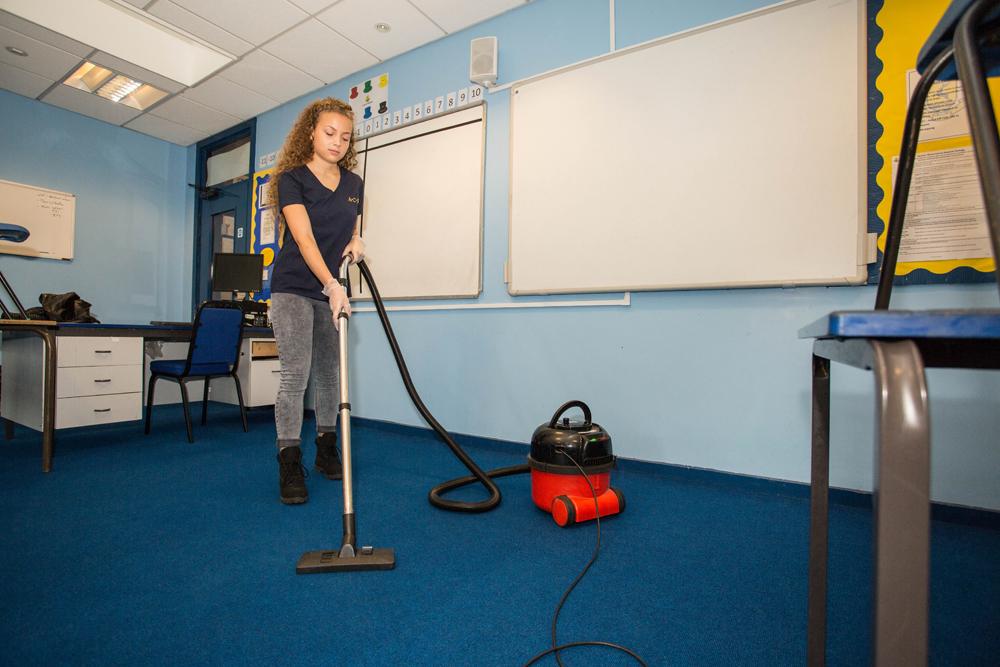 Nettoyage Lieux scolaires et périscolaires 2