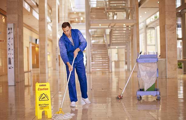 Nettoyage Parties communes des immeubles et des résidences